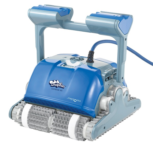 Maytronics Dolphin M400 Robotic Swimming Pool Cleaner