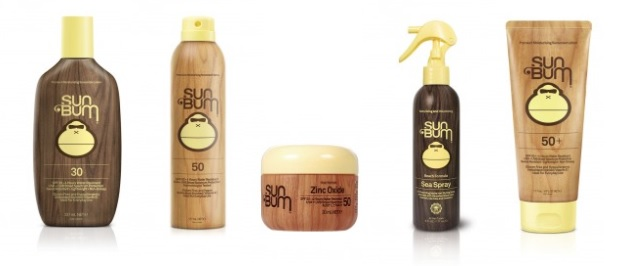 Sum Bum & Baby Bum sun screen and sun care products