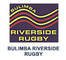 Bulimba Riverside Rugby Logo