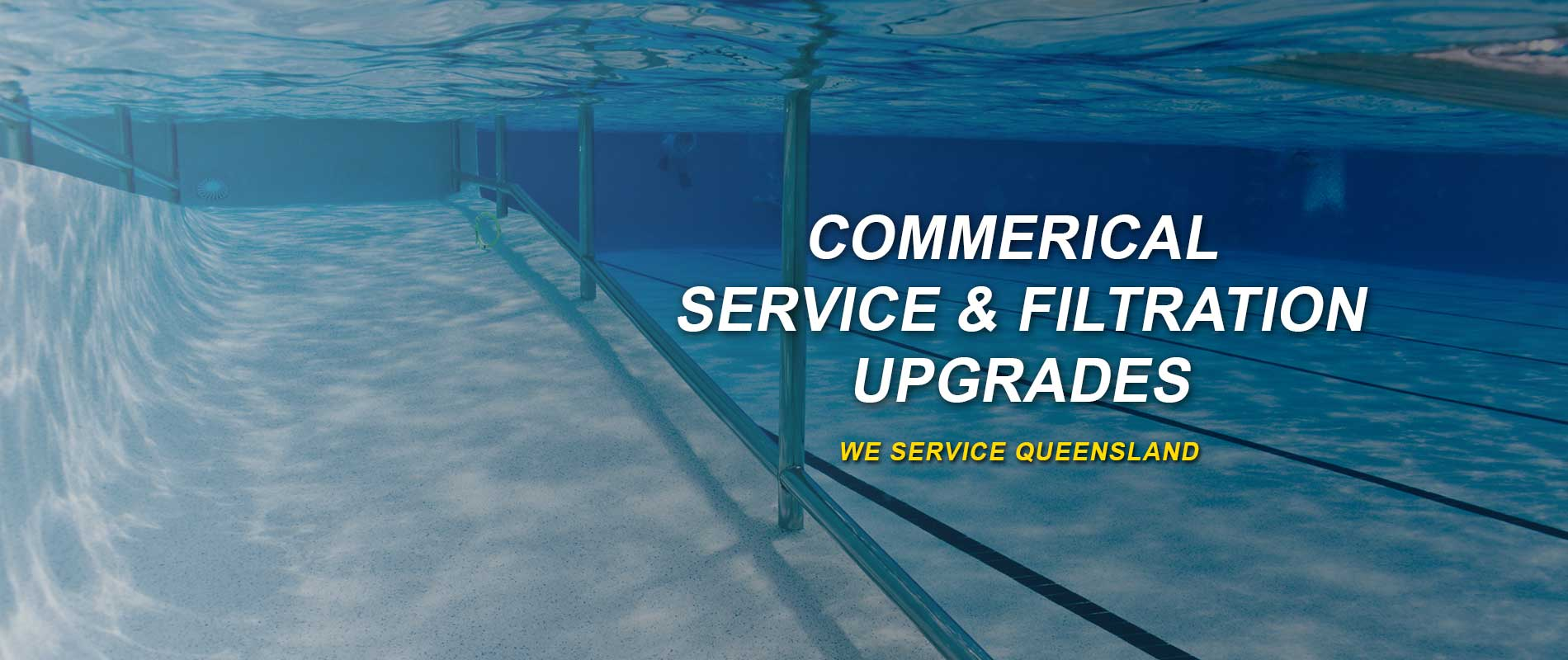Commercial Service & Filtration Upgrades